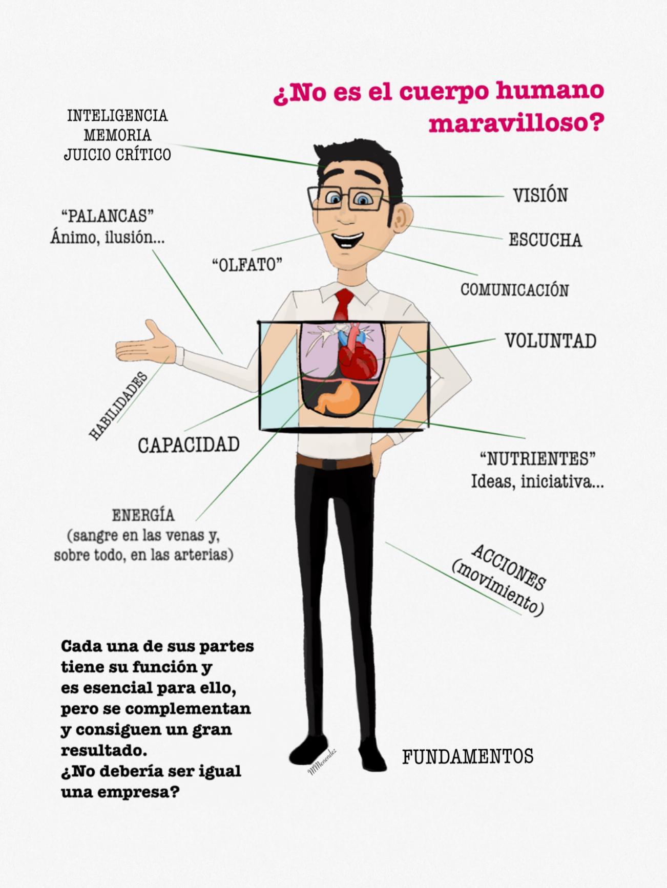anatomía de una empresa Ability Formación